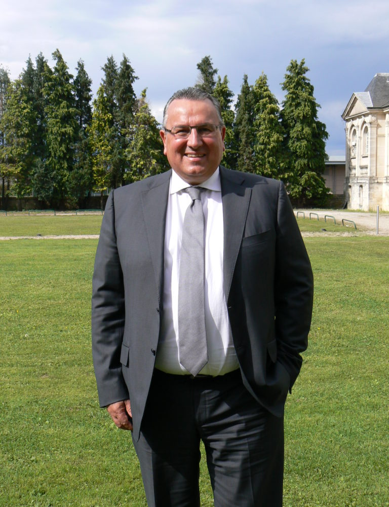 Jean-Pierre Caillot, Président