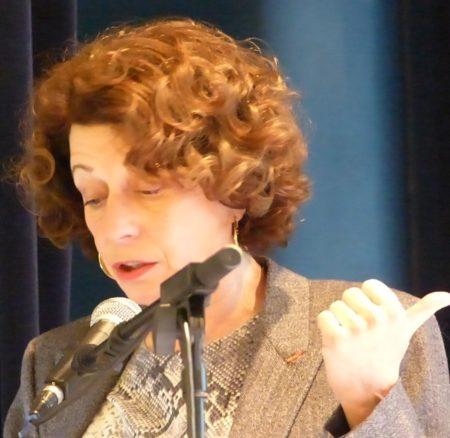 Mireille Gazin, Présidente de la commission transports de la Région Grand Est