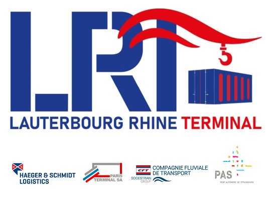 Logo Lauterbourg Rhine Terminal