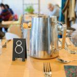 Restaurant ; Arnaud Bouissou / Terra